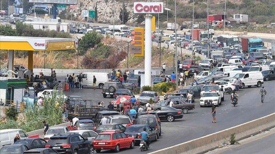 Lübnan'da bir hafta içinde benzine ikinci zam