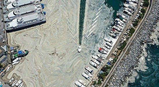 Marmara Deniz'inde yeni tehlike! Kötüleşerek devam ediyor