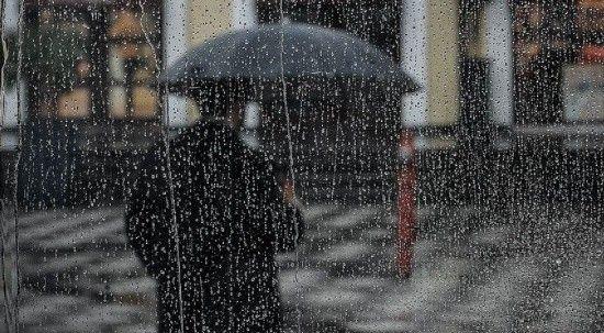 Meteoroloji'den 3 bölgeye şiddetli sağanak uyarısı