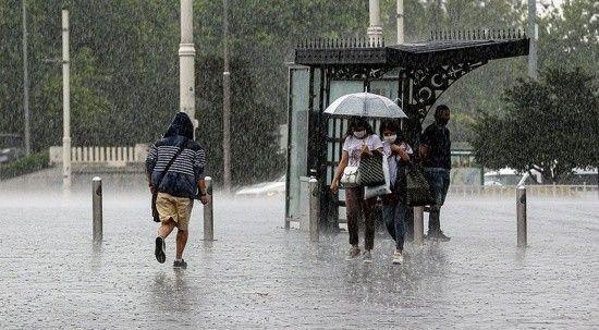 Meteoroloji'den il il sağanak yağış uyarısı
