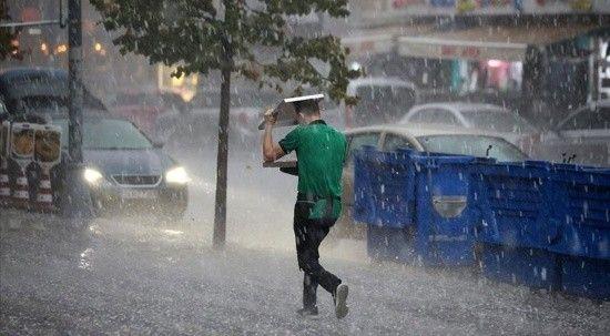 Meteorolojiden sağanak yağış uyarısı: İstanbul'da etkili olacak!