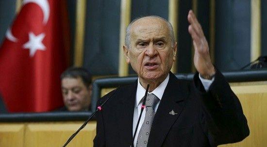 MHP Genel Başkanı Bahçeli'den Akşener'e 'Fatih' tepkisi