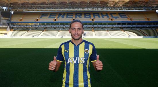 Miguel Crespo Fenerbahçe'de!