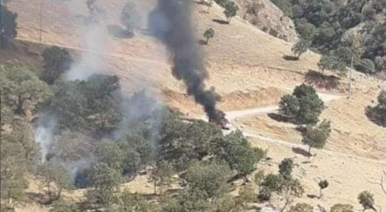 MİT'ten operasyon: 3 terörist etkisiz hale getirildi