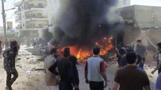 MSB: PKK Afrin'de 3 sivili katletti