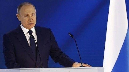 Putin: ABD'nin Afganistan'dan çekilmesiyle insani felaket yaşandı