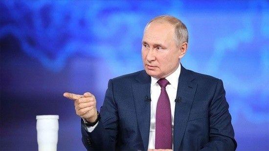 Putin, Afganistan'daki kriz için ABD'nin 'sorumsuz' adımlarını suçladı