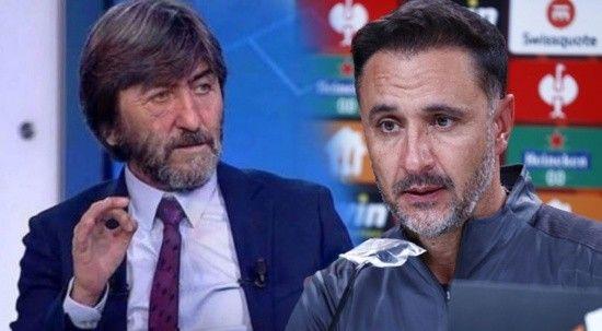 Rıdvan Dilmen, Pereira'ya yüklendi: İyi niyetli değil