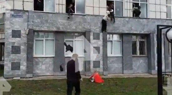 Rusya'da bir üniversiteye ateş açıldı: 8 kişi öldü 6 kişi yaralandı