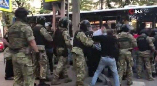 Rusya'dan Kırım tatarlarına baskı: Yine operasyon