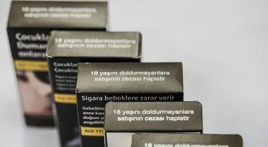 Sigara paketlerinde yeni dönem! Resmi Gazete'de yayımlandı