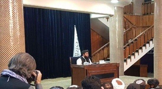Taliban Sözcüsü Mücahid, Afganistan'ı yönetecek yeni hükümeti açıkladı