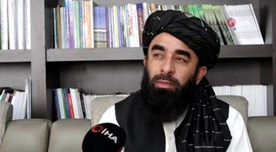 Taliban Sözcüsü Mucahid'den Türkiye açıklaması