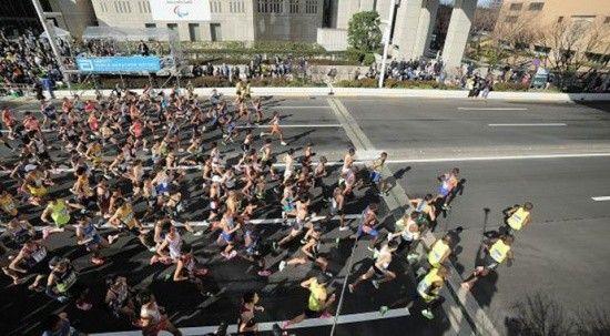 Tokyo Maratonu yeni tip Covid-19 nedeniyle ertelendi