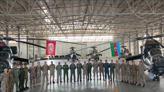TSK'den Azerbaycan Silahlı Kuvvetleri'ne ileri hava kontrolörü eğitimi