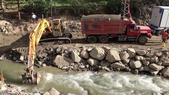 Tünelde son 20 metre: Selde kaybolan işçiyi arama çalışmaları devam ediyor