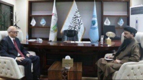 Türkiye'nin Kabil Büyükelçisi, Taliban hükûmeti yetkilileriyle görüştü