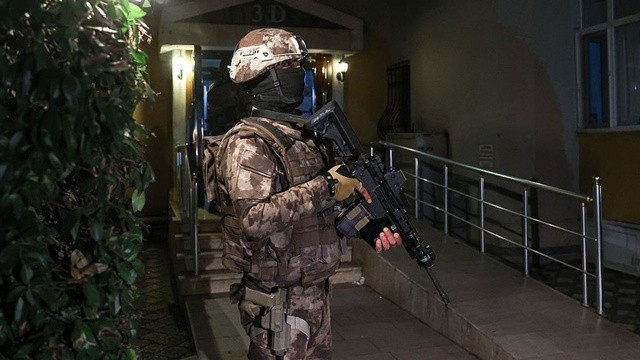 16 ilde eş zamanlı terör operasyonu: 126 şüpheliden 84'ü yakalandı
