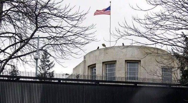 ABD Ankara Büyükelçiliği'nden taziye mesajı