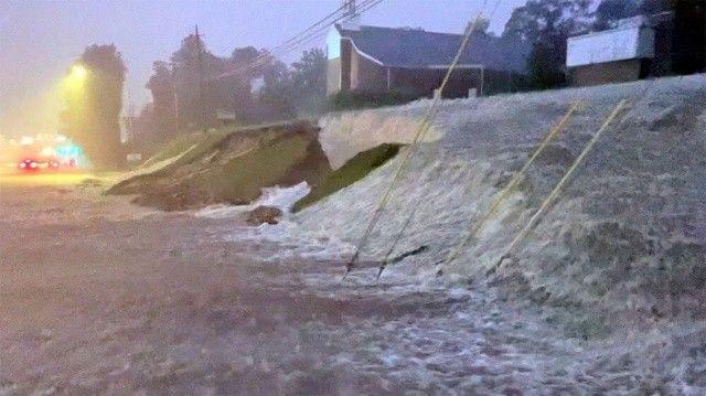 ABD'de doğal afetler çoğalıyor: Selde 4 kişi öldü