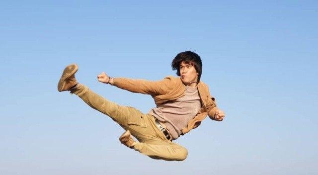 Afgan Bruce Lee'den İngiltere'ye sığınma isteği: Hayati tehlikem var