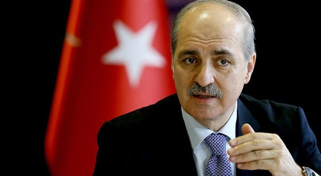 AK Parti Genel Başkanı Numan Kurtulmuş gündemi değerlendirdi