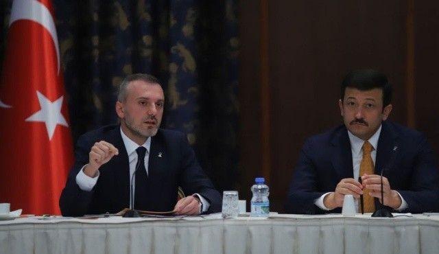 AK Parti'li Kandemir: CHP toplumu nefrete davet ediyor