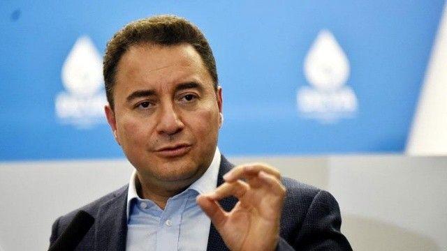 Ali Babacan: HDP ile istişare sürecimiz sürüyor