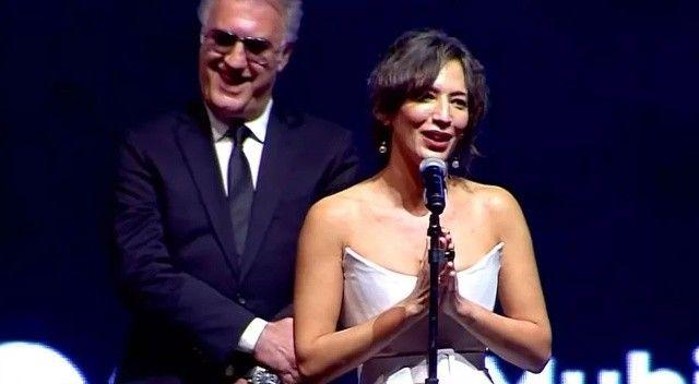 Altın Portakal'da ödül gerginliği: Tamer Karadağlı'nın tavırları geceye damga vurdu
