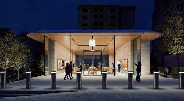 Avrupa'nın en büyük Apple Store'u İstanbul'da! Elon Musk'tan 'Apple bez' göndermesi