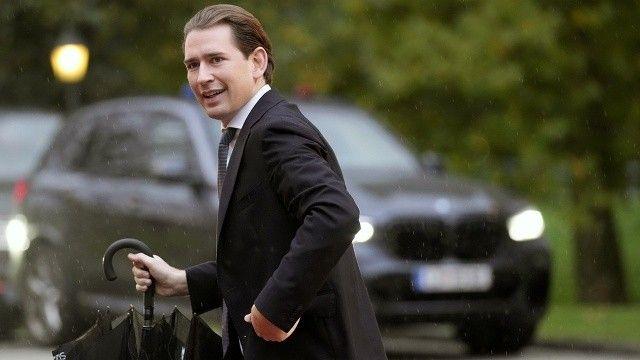 Avusturya Başbakanı Kurz hakkında yolsuzluk soruşturması