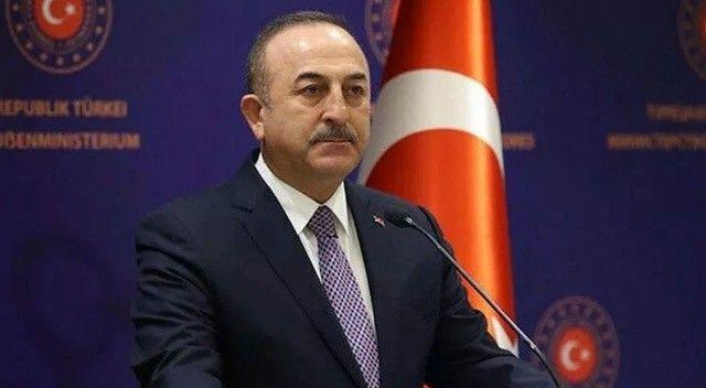 Bakan Çavuşoğlu: Türkiye'yi suçlamak yerine ABD kendi yanlış politikalarından vazgeçsin
