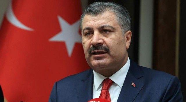 Bakan Koca açıkladı: Erzurum'da ikinci doz aşı oranı %65'in üzerine çıktı