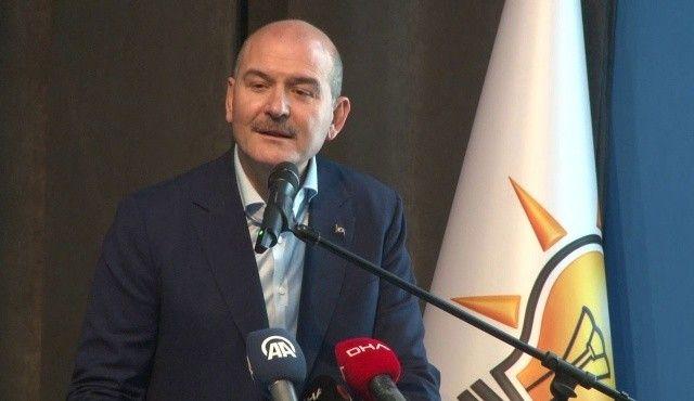 Bakan Soylu: Elimizde PKK'nın HDP'ye gönderdiği talimatlar var