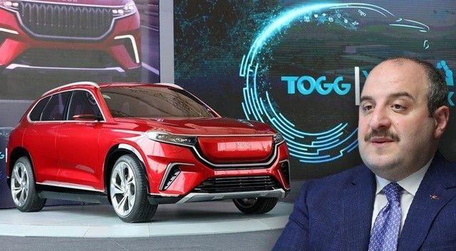 Bakan Varank TOGG için tarih verdi: 2023 yılının ilk çeyreğinde piyasada