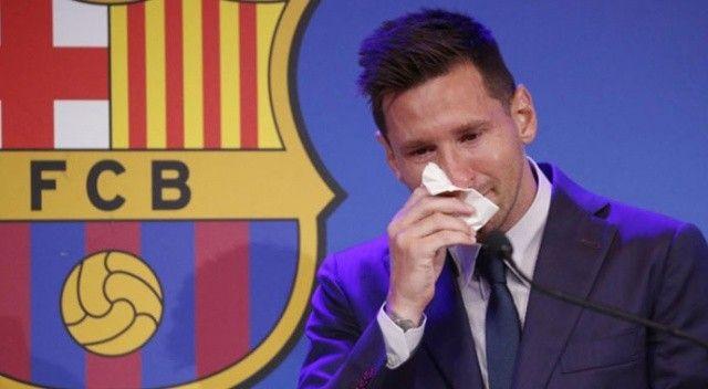 Barcelona başkanından çarpıcı Messi açıklaması: Taraftarlardan tepki aldı