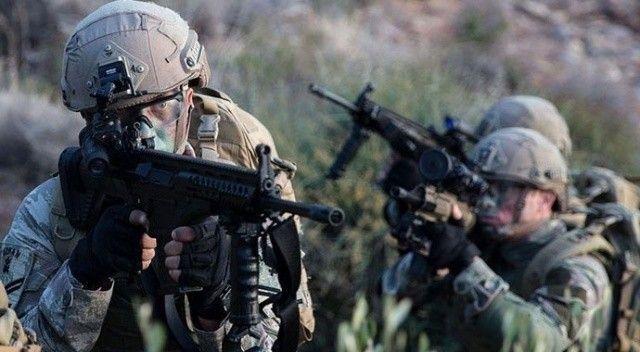 Barış Pınarı Harekatı bölgesinde 5 terörist etkisiz hale getirildi