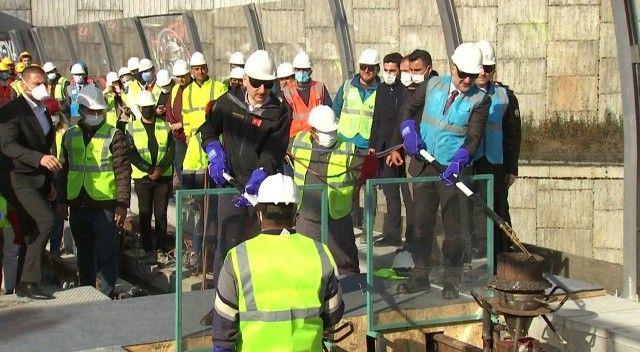 Başakşehir-Kayaşehir metrosunun yüzde 72'si tamamlandı