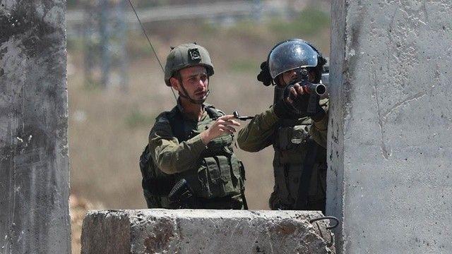 Batı Şeria'da İsrail zulmü: 23 Filistinli yaralandı
