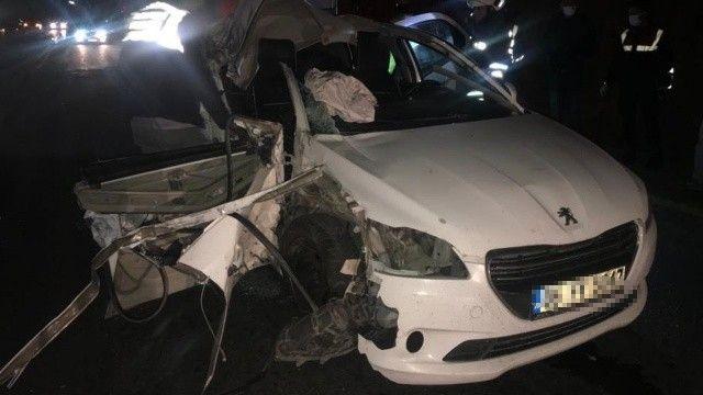 Belediye başkanının içinde olduğu otomobil kaza yaptı: Ölü ve yaralılar var