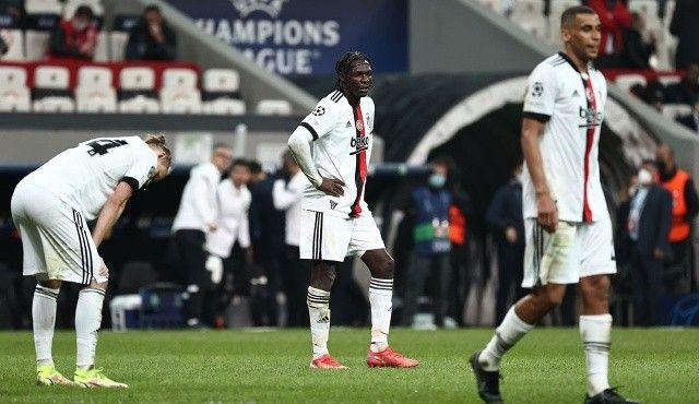 Beşiktaş'ın hesabı tutmadı: İlk üç maçta sıfır çekti