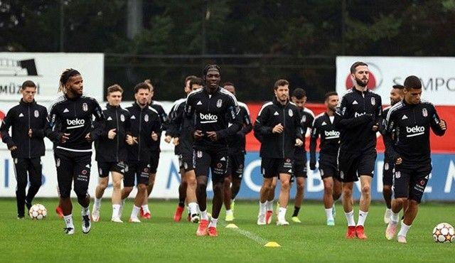 Beşiktaş, Sporting maçı öncesi sil baştan