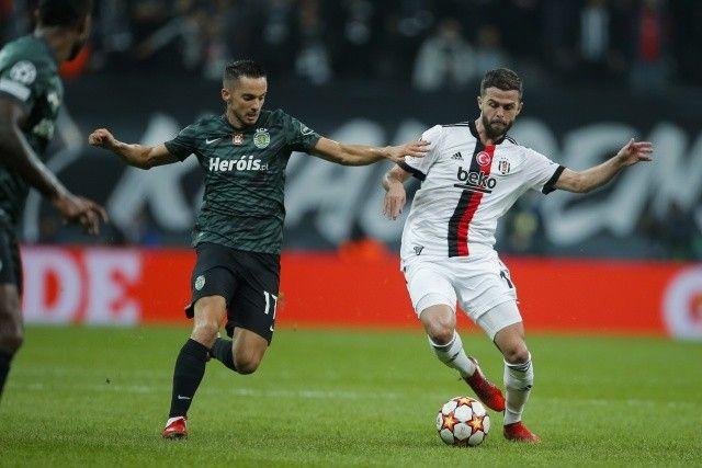 Beşiktaş'ta Pjanic geri döndü