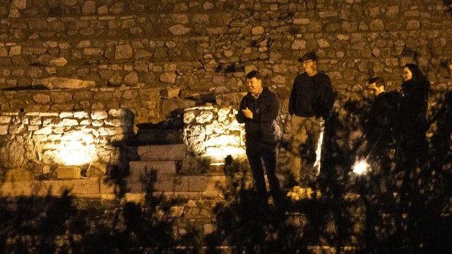 Bill Gates için Efes'in ışıkları yandı