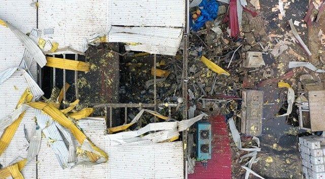 Bursa'da bir fabrikada patlama oldu, ölü ve yaralılar var