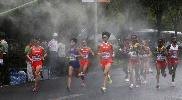 Çin, Pekin Maratonunu koronavirüs nedeniyle erteledi