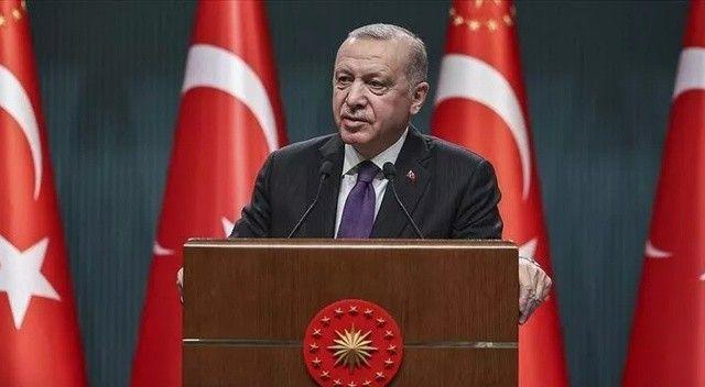 Cumhurbaşkanı Erdoğan'dan Suriye'ye sert uyarı