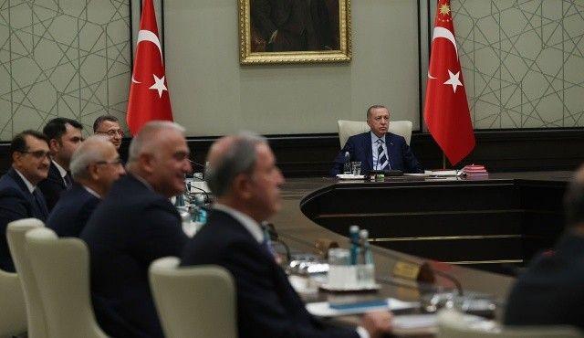 Cumhurbaşkanlığı Kabinesi toplanıyor: Gündem fahiş fiyat artışları