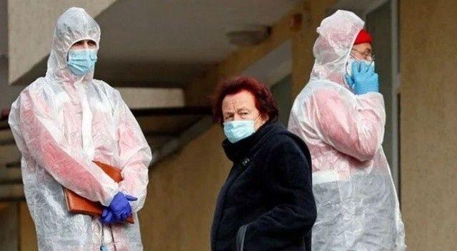 Doğu Avrupa'da Covid-19 alarmı! Dakikada 25 kişi yakalanıyor
