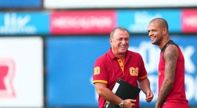 Fatih Terim onayı verdi! Felipe Melo Galatasaray'a geri dönüyor